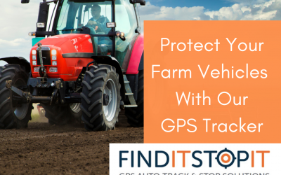 Farm Vehicles Need Protection From Theft