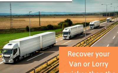 How to Protect Your Lorry or Van from Theft