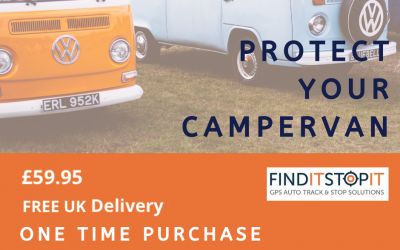 Camper Van Owners Take Note!