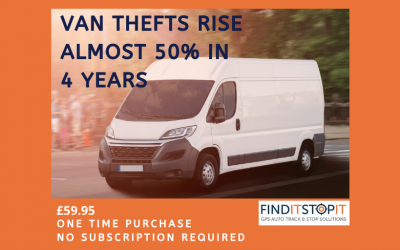 22 Vans Stolen Every Day – Protect Yours!