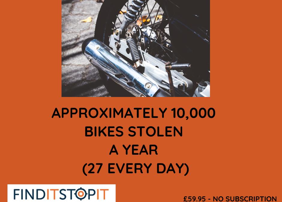bikes stolen