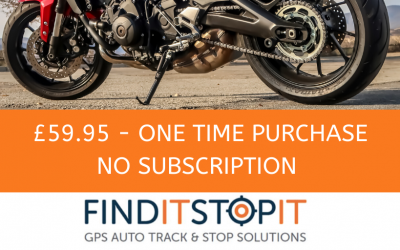 Why Motorbike Owners Should Install a Vehicle Tracker