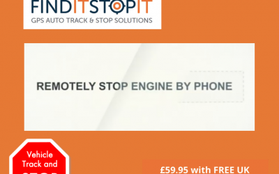 Remotely Stop Your Vehicle's Engine by Phone