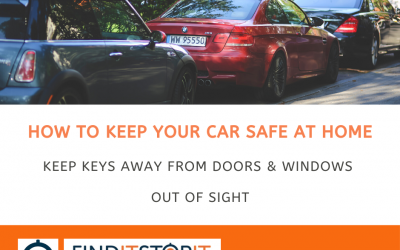 How to Keep your Car Safe at Home