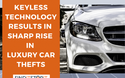 Keyless Car Crime on the Rise
