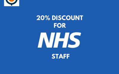 Thank You NHS – Staff Discount Offer