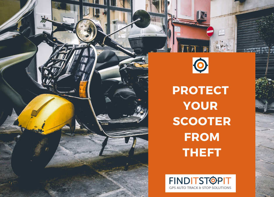 protect your scooter