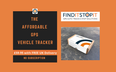 The Affordable GPS Tracker
