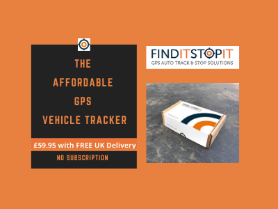 Affordable GPS Tracker