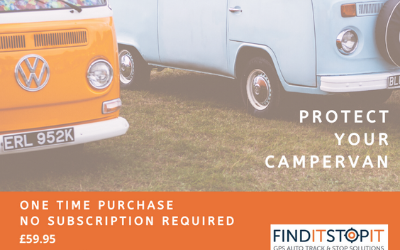 Protect Your Campervan with Find It Stop It