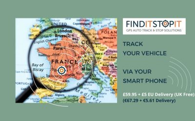 Vehicle Trackers for France