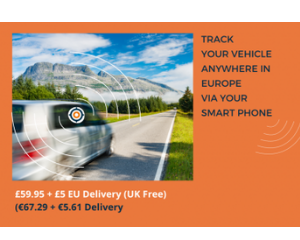 Track your Vehicle all over Europe with Find It Stop It