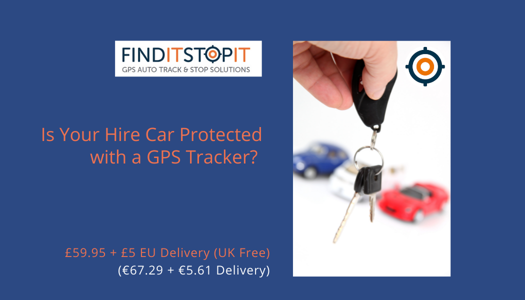 Is Your Hire Car Protected with a Tracker?