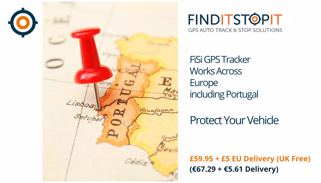 Our Find It Stop It Tracker Works in Portugal