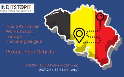 Will the tracker work in Belgium?